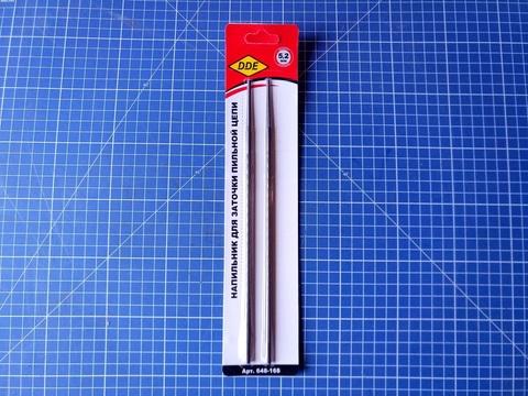 Напильник круглый DDE 5,2 мм - 13/64