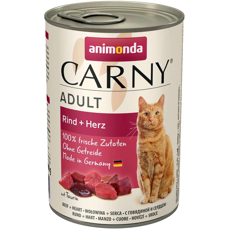 Animonda CARNY Adult - Beef Heart