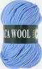 Пряжа Vita Alpaca Wool 2958 (  Голубой)