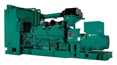 Дизельный генератор Cummins C2500D5A