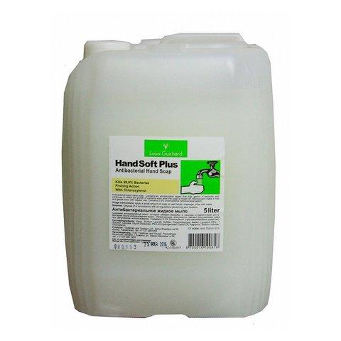 Антибактериальное мыло Hand Soft Plus 5 литров