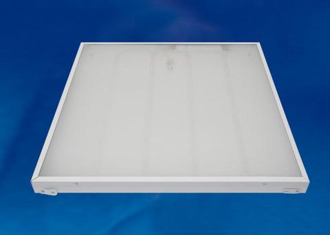ULP-6060 60W/4000К IP40 GRILYATO WHITE Светильник светодиодный потолочный встраиваемый. Белый свет (4000K). 6900Лм. 588x588x40мм. Корпус белый. В комплекте с и/п. ТМ Uniel.
