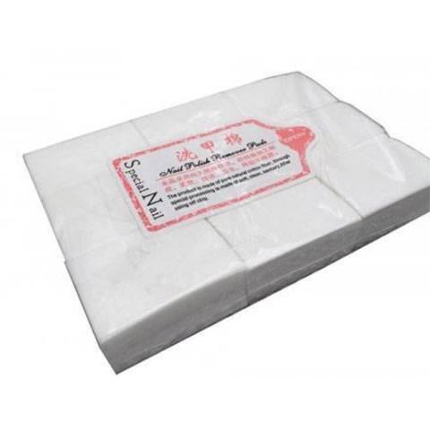 Безворсовые салфетки 600 штук 4*5.5 жесткие С