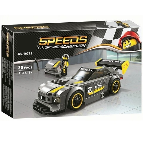 Конструктор Техник Speed Champions, 209 дет.