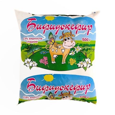 Бифидокефир «ТМК» сладкий 2,5%, 500г