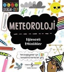 Meteoroloji-Eğlenceli Etkinlikler-Çocuklar için Stem