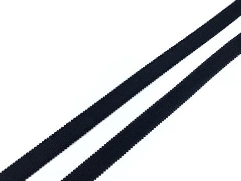 Резинка бретелечная черная 15 мм Lauma опт