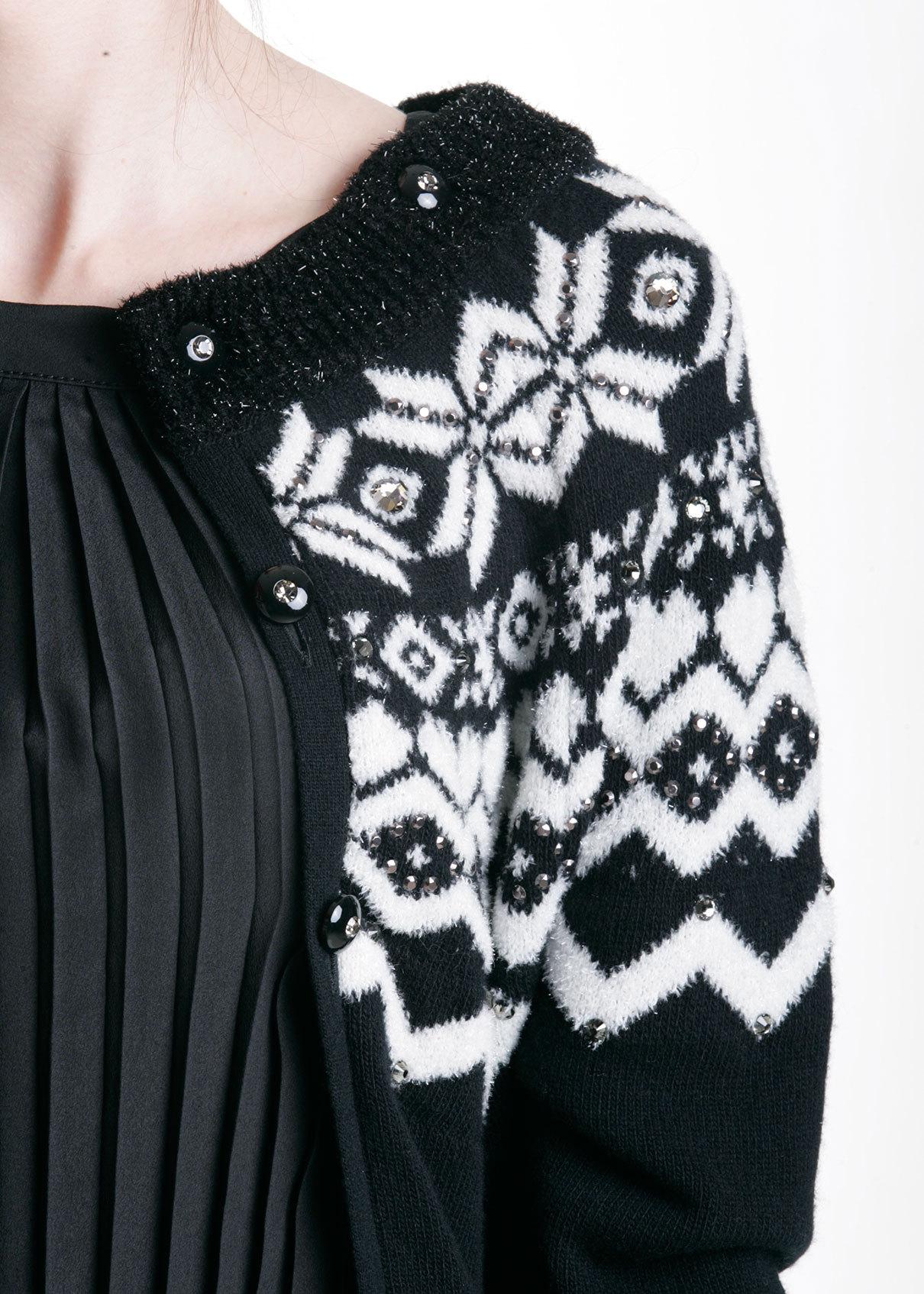 Комплект платье и кардиган VDP