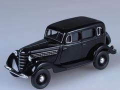GAZ-61-73 black 1:43 Nash Avtoprom