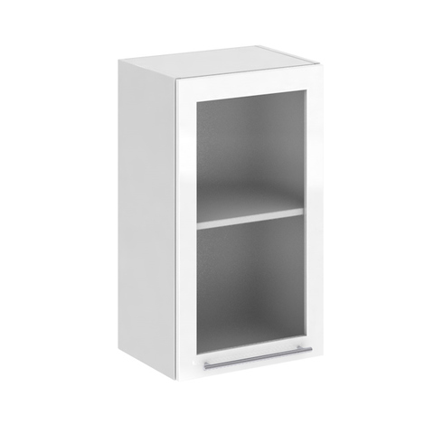 Кухня Капля 3D Шкаф верхний ПС 400