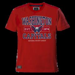 Футболка NHL Washington Capitals (29930) фото 1
