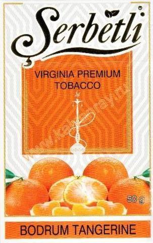 Serbetli Bodrum Tangerine