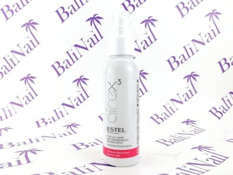 AIREX Cпрей Push-up для прикорневого объема волос, cильная фиксация, 100 мл