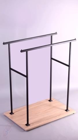 Бэст-1305 Стойка вешалка (вешало) напольная для одежды