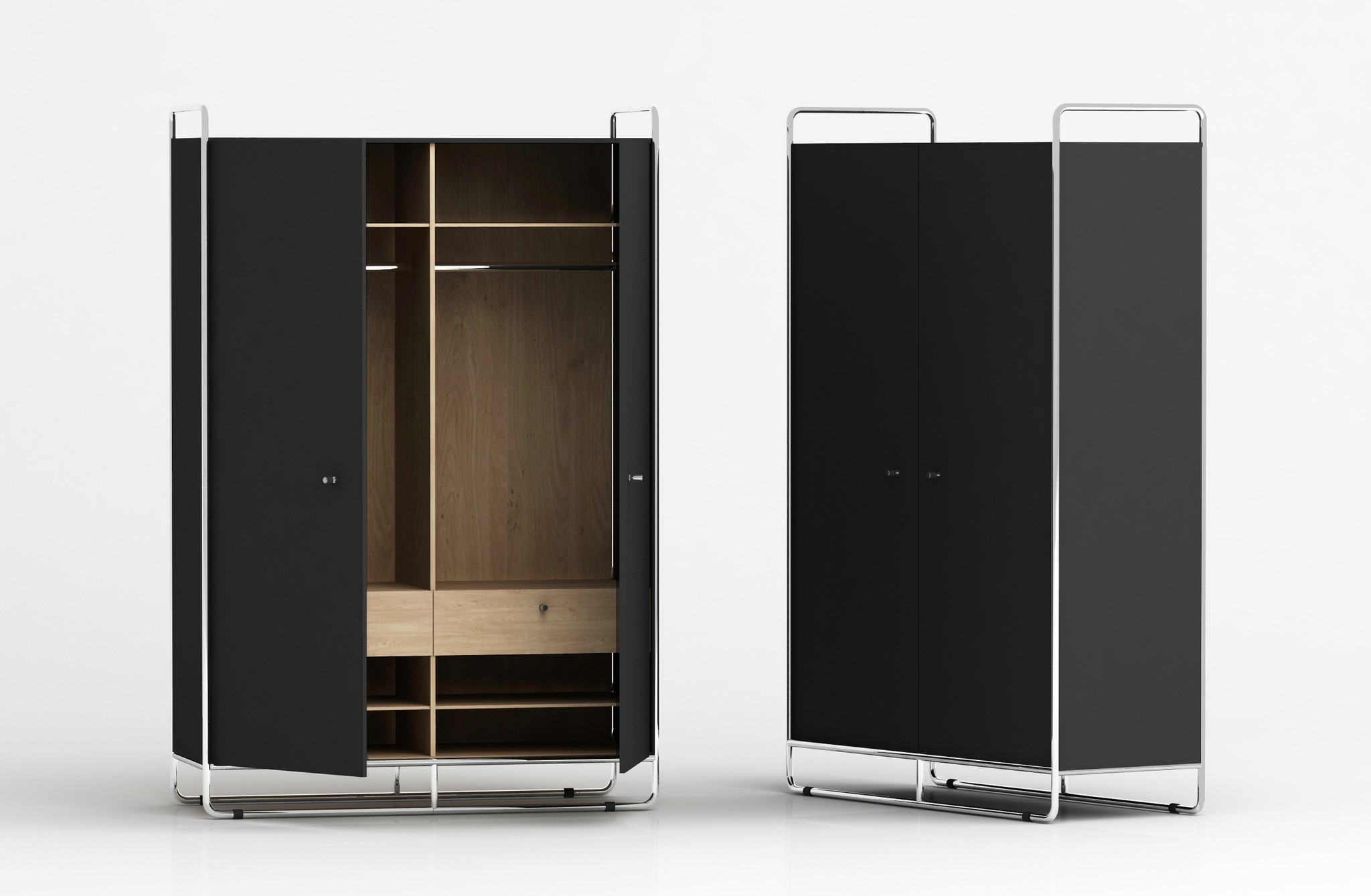 Шкаф Woodi Bauhaus - вид 5