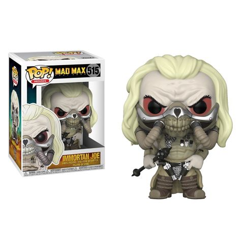 Фигурка Funko POP! Vinyl: Mad Max: Fury Road: Immortan Joe 28032