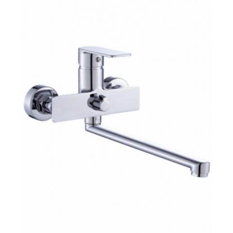 7705 VIKO ванна ф35 (встр. перекл) L-40см (латунь)