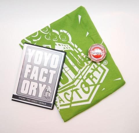 Набор Yoyofactory Fast 201 йо йо