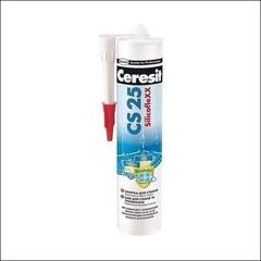 Затирка для стыков CERESIT CS 25 с противогрибковым эффектом (серая)