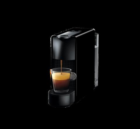 Кофемашина Nespresso C30 Essenza Mini black