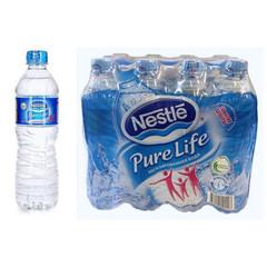 Вода питьевая Nestle Pure Life негазированная 0.5 л (12 штук в упаковке)