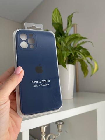 Чехол iPhone 11 Pro Silicone Case Full Camera /deep navy/