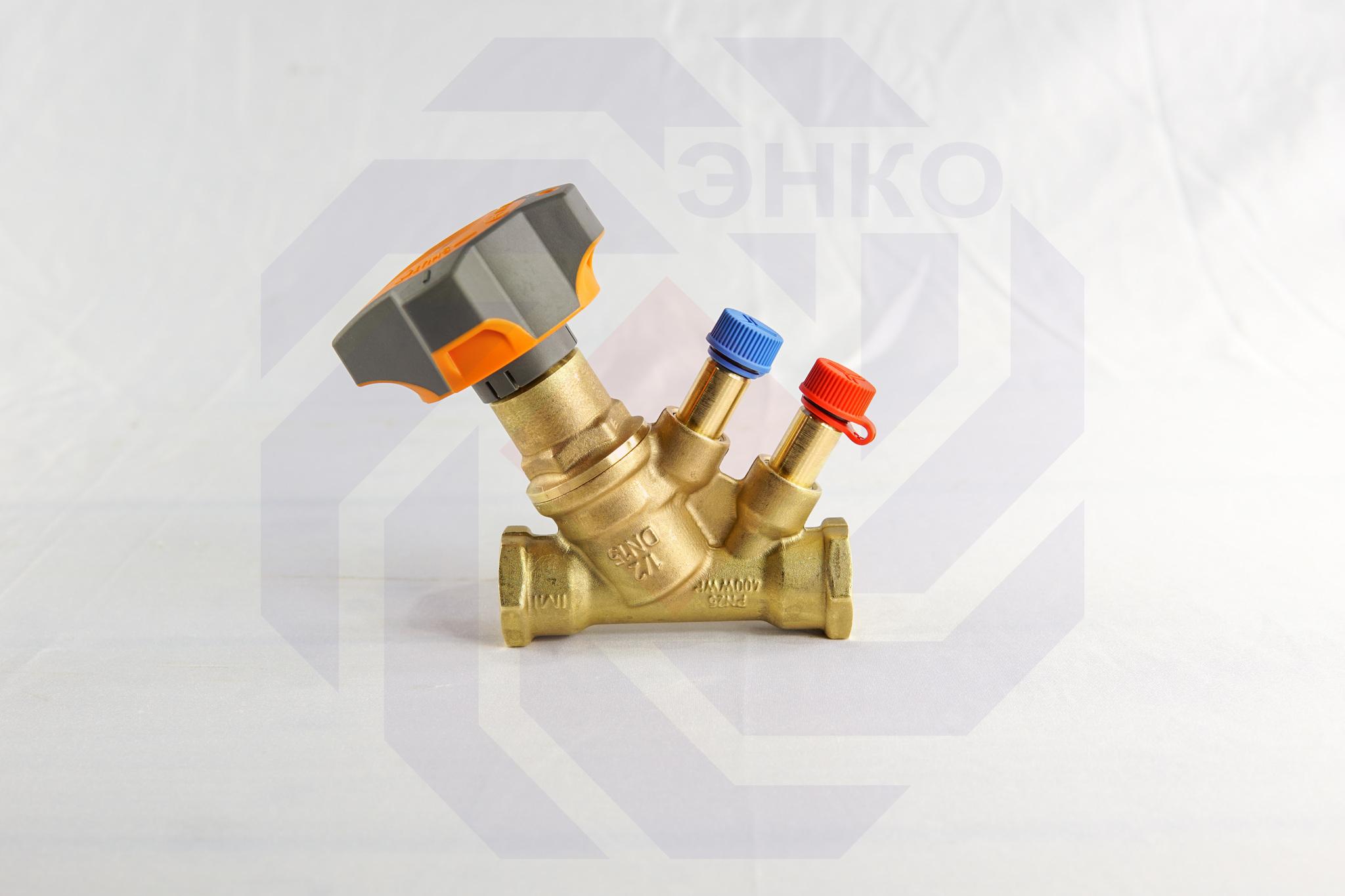 Клапан балансировочный IMI STAD DN 15