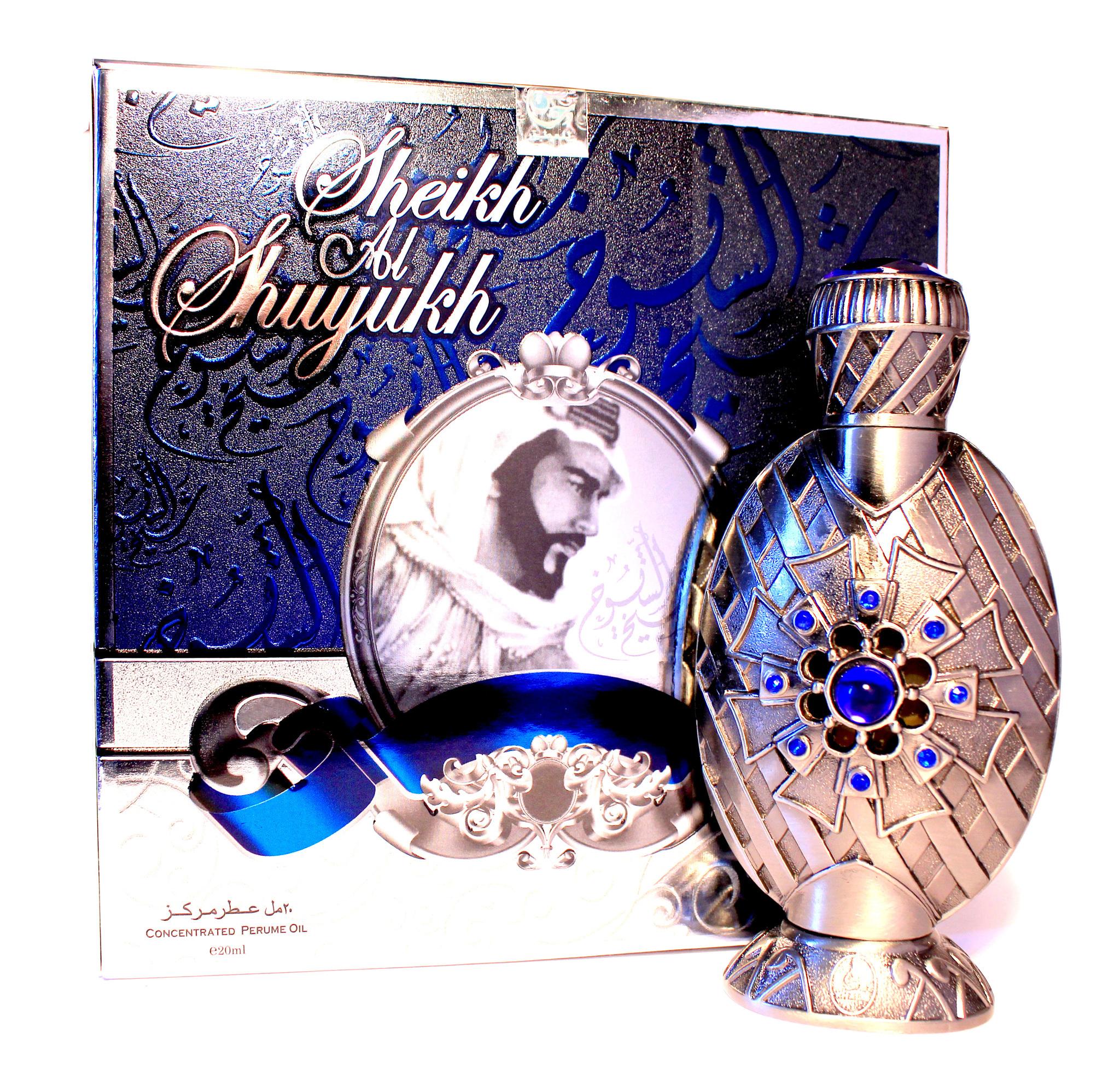 Пробник для Sheik Al Shuyukh Шейх Аль Шуюх 1 мл арабские масляные духи от Халис Khalis Perfumes