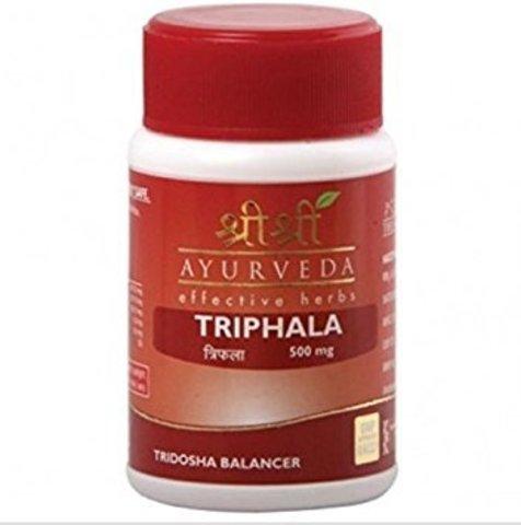 Sri Sri Ayurveda Трифала, 60 капс