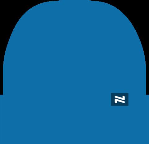 Шапка Nordski Retro Blue