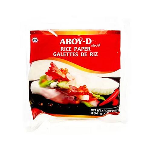 Рисовая бумага AROY-D d.22см, 1шт.