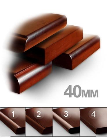 Столешница из массива бука 800*800 мм