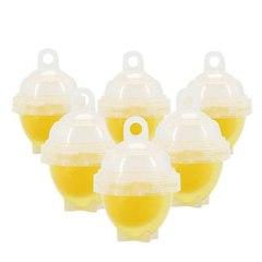 Формы для варки яиц без скорлупы Лентяйка (Eggies)