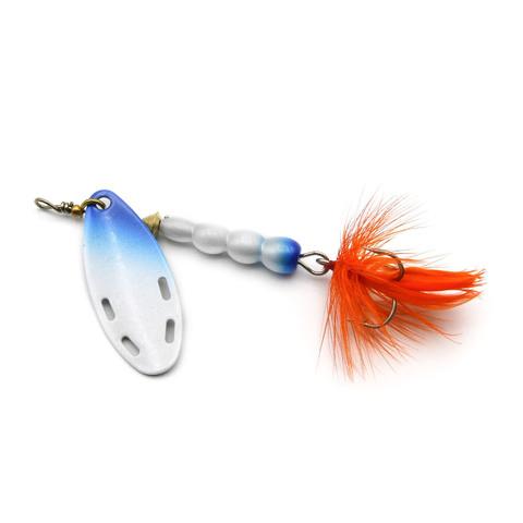 Блесна Extreme Fishing Certain Obsession №1 6g 18-PWhite/PWhite