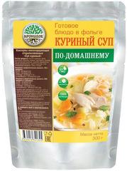 Туристическая еда Кронидов (Куриный суп по-домашнему)