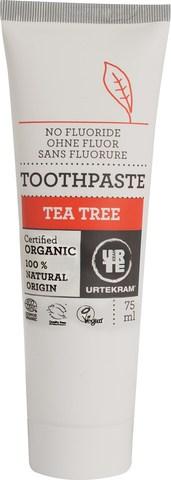 Urtekram Зубная паста Чайное дерево, 75 мл
