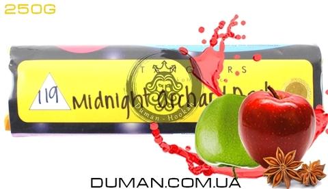 Табак Tangiers Midnight Orchard Apple T119 (Танжирс Пряное Яблоко) |Noir 250г