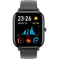 Часы Xiaomi Amazfit GTS Global (черный)