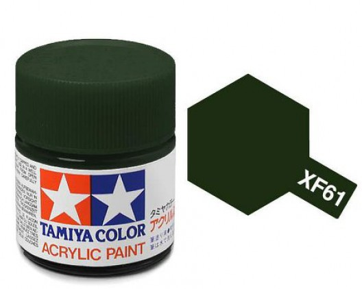 Tamiya Акрил XF-61 Краска Tamiya, Темно-зеленый Матовый (Dark Green), акрил 10мл import_files_02_02759cdb5aac11e4bc9550465d8a474f_95b3155e5b6211e4b26b002643f9dbb0.jpg