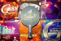 Ракетка для настольного тенниса №21 Balsa Off+/DHS