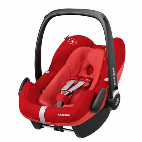 Автокресло Maxi-Cosi Pebble Plus Nomad Red