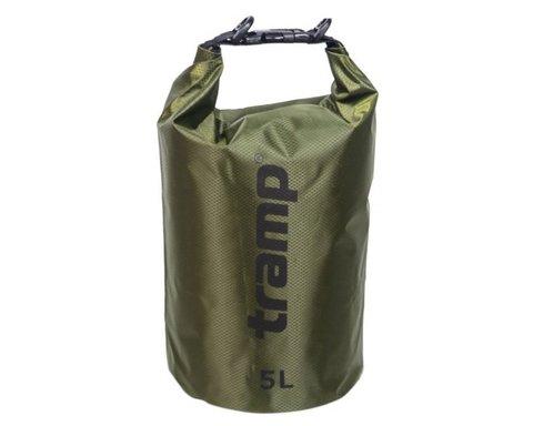 Гермомешок Tramp 5л TRA-110 (оливковый)