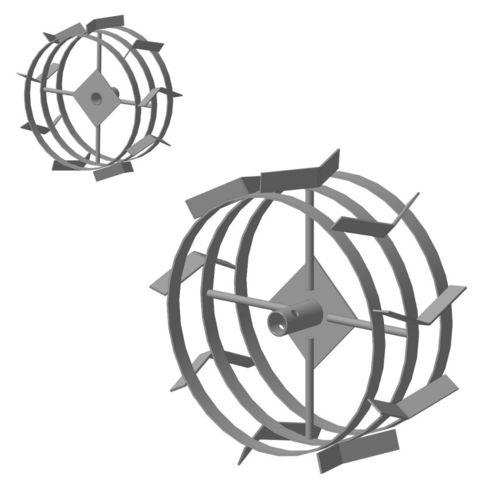 Грунтозацепы Forza S-32 шестигранник