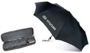Зонт складной Hyundai