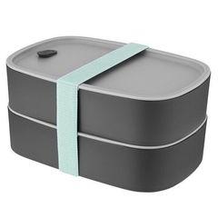 Двойной контейнер для ланча (Bento Box) 3950126