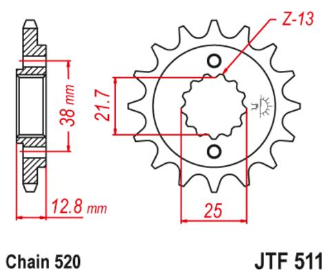 JTF511