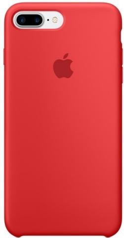 Клип-кейс Apple силиконовый для iPhone 7 Plus