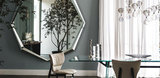 Зеркало Emerald Magnum, Италия