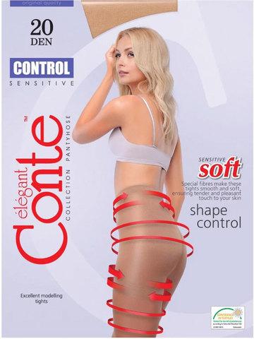 Женские колготки Control 20 Conte
