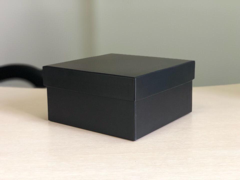 Квадратная коробка 16,5см .Цвет;черный . В розницу 200 рублей